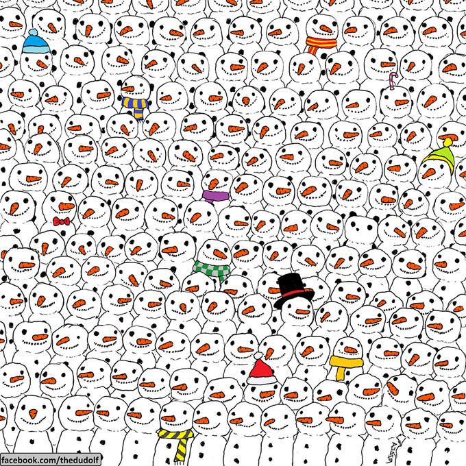 find panda game
