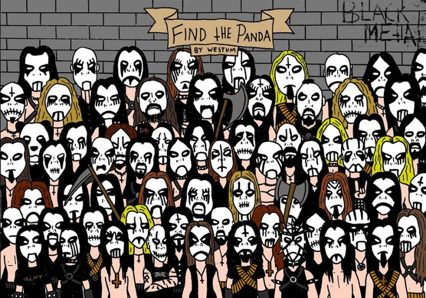Find the Panda Rock Version