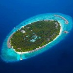 Luxury fantasy getaway to the Dusit Thani Maldives